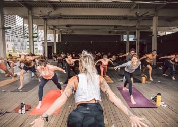 Austin yoga studio Wanderlust YOGA