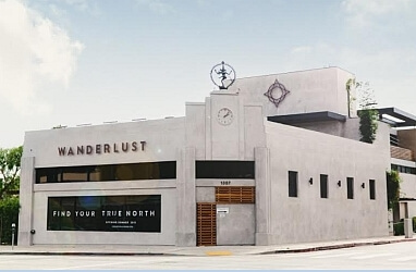 Los Angeles yoga studio Wanderlust hollywood