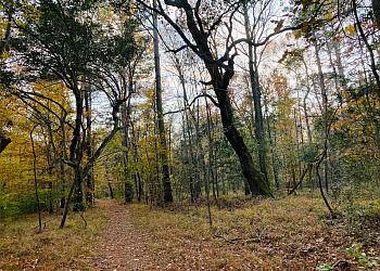 North Charleston hiking trail Wannamaker North Trail