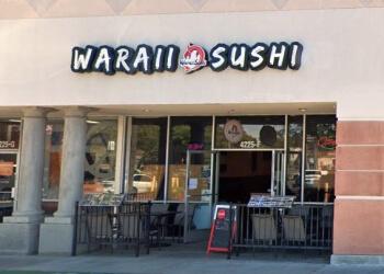 Oceanside sushi Waraii Sushi