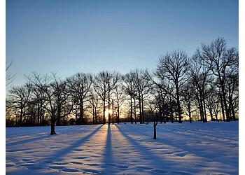 Elizabeth hiking trail Warinanco Park