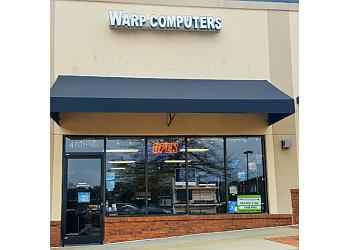 Raleigh computer repair Warp Computers