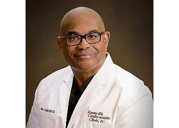 Huntsville cardiologist Warren L. Strickland III, M.D, FACC