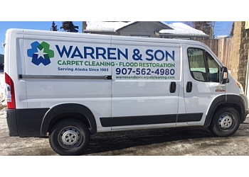 Anchorage carpet cleaner Warren & Son LLC