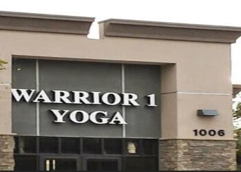Warrior 1 Bakersfield Yoga Studios