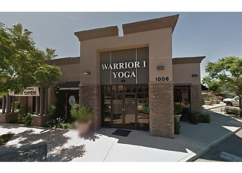 Warrior 1 Yoga