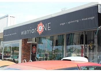 Orlando yoga studio Warrior ONE