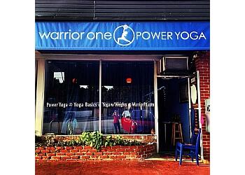 Orlando yoga studio Warrior ONE Yoga & Spin