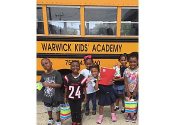 Newport News preschool Warwick Kids' Academy