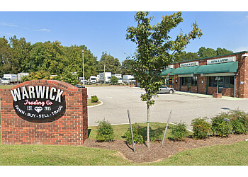 Newport News pawn shop Warwick Trading Company