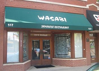 Wichita japanese restaurant Wasabi Hinkaku