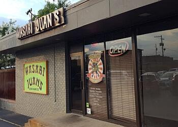 Birmingham sushi Wasabi Juan's