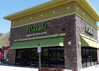 Reno japanese restaurant Wasabi Restaurant