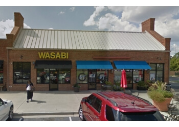 Columbia sushi Wasabi Sushi