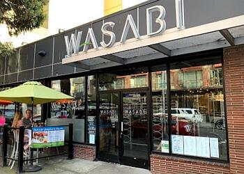 Seattle sushi Wasabi Sushi & Izakaya