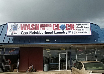 Tallahassee dry cleaner Wash Around The Clock