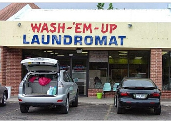 Midland dry cleaner Wash Em Up 1