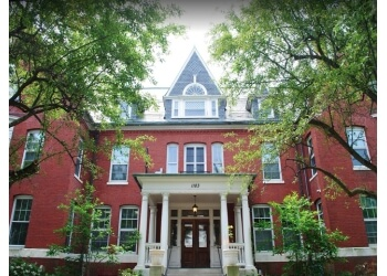 Worcester addiction treatment center Washburn House
