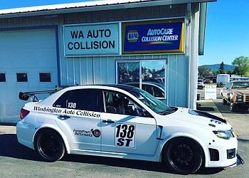 Spokane auto body shop Washington Auto Collision
