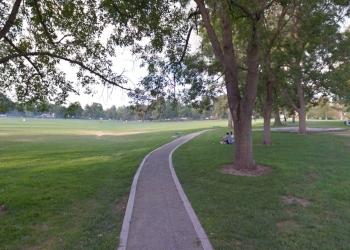 Cincinnati public park Washington Park
