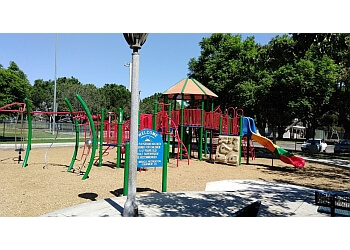 Pomona public park Washington Park