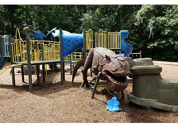 Winston Salem public park Washington Park