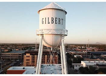 Gilbert landmark Water Tower Plaza