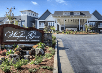 Eugene assisted living facility Waterford Grand Assisted Living Memory Care