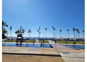 San Diego public park Waterfront Park