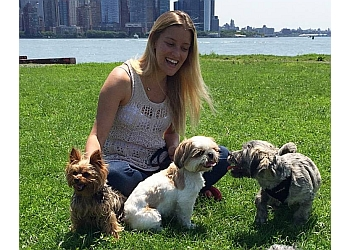 Jersey City dog walker Waterfront Walks