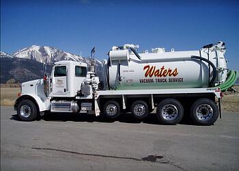 Reno septic tank service Waters Vacuum Truck Service