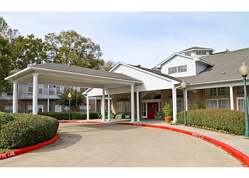 Shreveport assisted living facility Waterview Court Senior Living