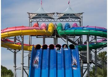 Mobile amusement park Waterville USA