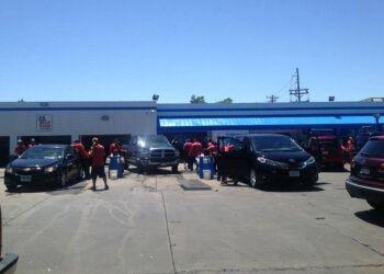 Denver auto detailing service Waterworks Car Wash