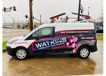 Jackson roofing contractor Watkins Construction & Roofing