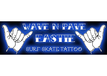 Boston tattoo shop Wave N Pave
