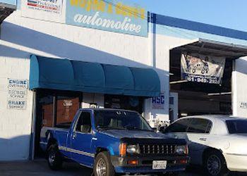 Lancaster car repair shop Wayne & Dave's Automotive