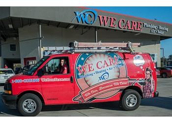 Murrieta plumber We Care Plumbing Heating Air and Solar