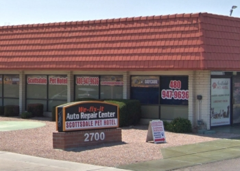 Tempe car repair shop We-Fix-It Auto Repair