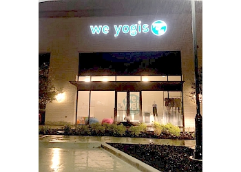 Irving yoga studio WE YOGIS