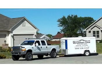 Green Bay roofing contractor Weather-Tite Exteriors