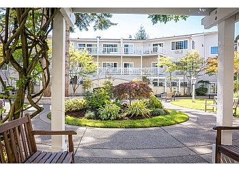 Tacoma assisted living facility Weatherly Inn