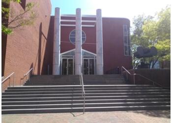 Greensboro landmark Weatherspoon Art Museum