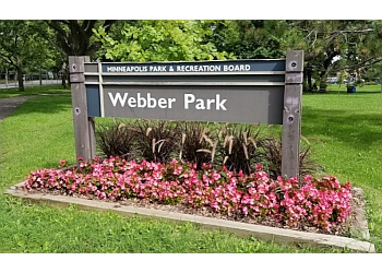Minneapolis public park Webber Park
