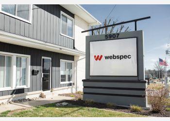 Des Moines web designer Webspec Design