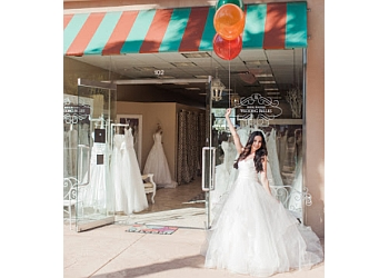 Gilbert bridal shop Wedding Belles Bridal Boutique