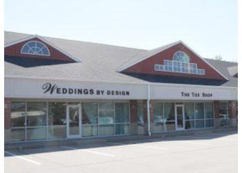 Des Moines bridal shop Weddings By Design