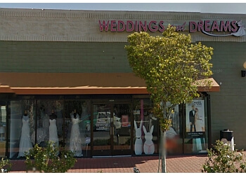 Fremont bridal shop WEDDINGS and DREAMS