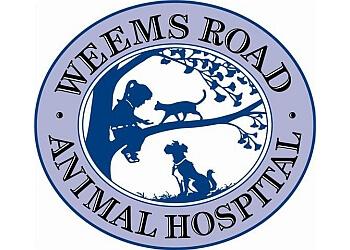 Columbus veterinary clinic Weems Road Animal Hospital