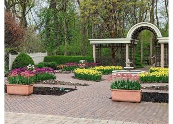 Dayton public park Wegerzyn Gardens MetroPark